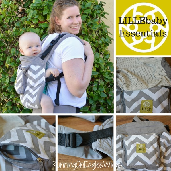 LILLEbaby ESSENTIALS Features