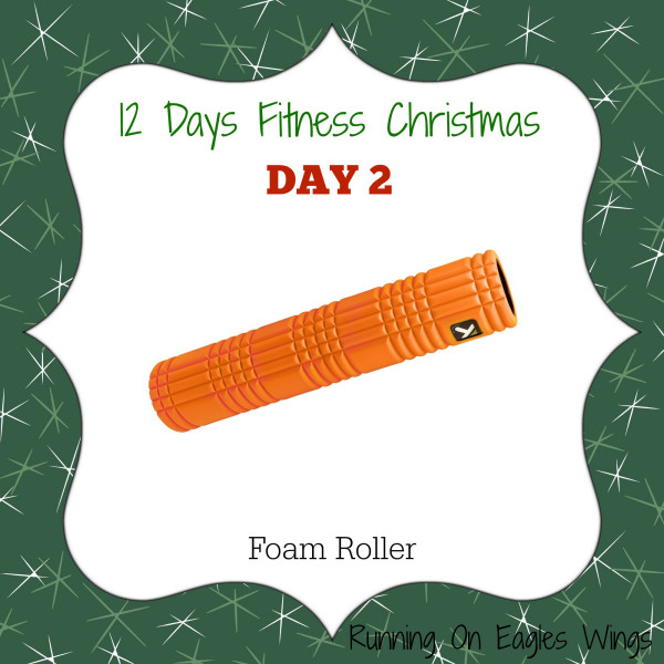 12 days of Fitness Christmas - Day 2 - Foam Roller